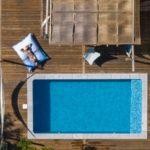 Coussin géant d'extérieur – Collection Bassin