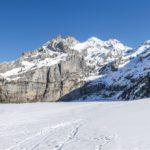 Décor mural extérieur – Alpes Suisse – Collection Montagne