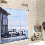 Toile de transat Triptyque – Collection Cabane