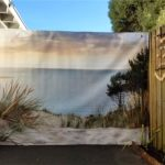 Décor mural extérieur – Dune du Pilat – Collection Dune