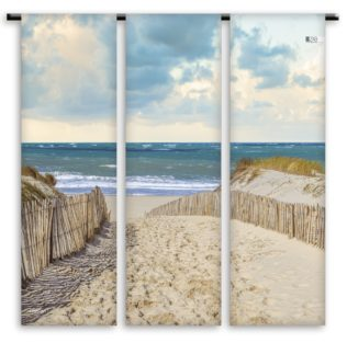 Toile de transat Triptyque – Lagune – Collection Grand Large